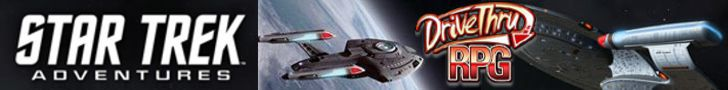 Purchase from DriveThruRPG: Star Trek Adventures